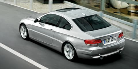 BMW's 3 Series Coupé a Sales Success