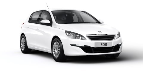 2015 Peugeot 308 now available from $21,990 driveaway