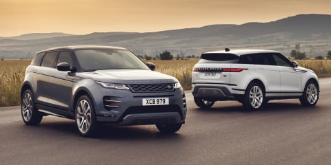 2019 Range Rover Evoque revealed