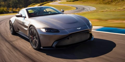 2018 Aston Martin Vantage: Key design points explained