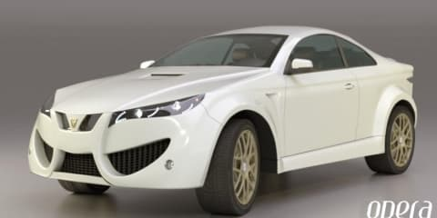 Vygor Opera new Italian luxury car unveiled