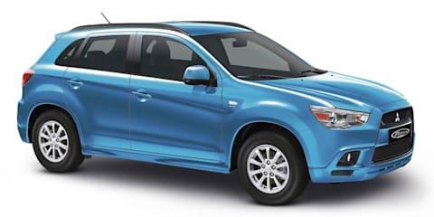 2012 Mitsubishi Lancer, ASX, Outlander, Pajero Platinum on sale