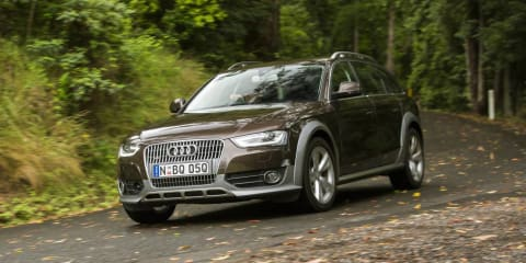 2015 Audi A4 Allroad brings upgraded diesel