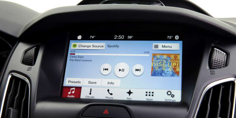 Ford Sync 3 entertainment system debuts, ditches Microsoft