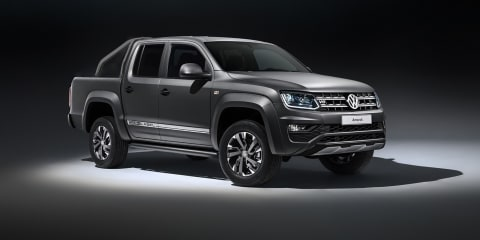 Volkswagen Amarok Dark Label confirmed for Australia