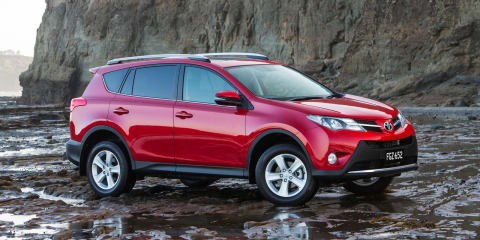 Toyota RAV4: diesel towing capacity doubled