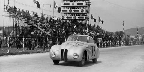 BMW 328 Kamm Coupe to be revived after 70 years