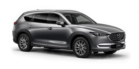 Mazda CX-8 pricing revealed in dealer bulletin
