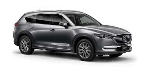 Mazda CX-8 pricing revealed in dealer bulletin