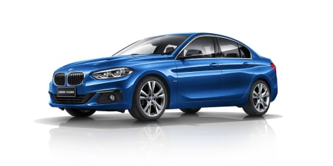 BMW 1 Series sedan may come to Australia