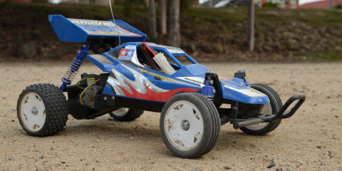 Tamiya Rising Fighter review