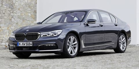 2016 BMW 7 Series pricing and specifications