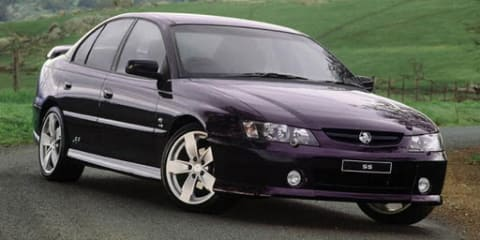 2004 HOLDEN COMMODORE SS
