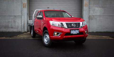 2016 Nissan Navara RX 4x2 King-Cab Chassis Review