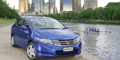 2009 Honda City, 2009-2010 Honda Jazz recalled