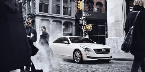 Cadillac CT6 PHEV canned in North America