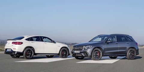 2018 Mercedes-AMG GLC63 S pricing and specs