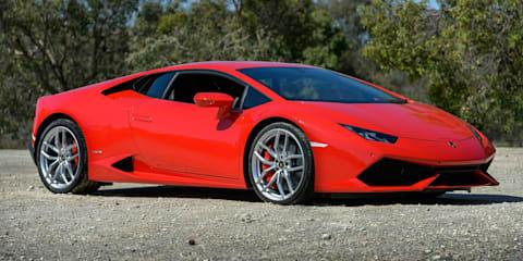 Lamborghini Huracan LP610-4 : Australian Review