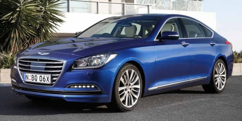 2015 Hyundai Genesis (ultimate Pack) Review