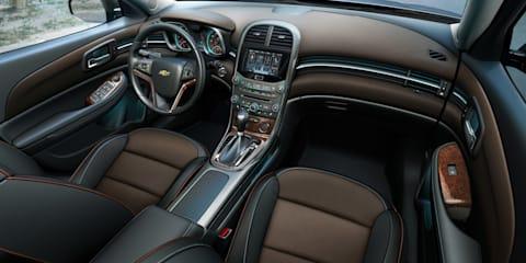 2012 Holden Malibu on sale in Australia late next year