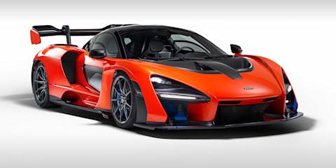 McLaren Senna revealed