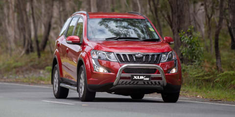 2018-19 Mahindra XUV500 recalled