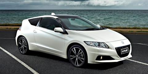 2013 Honda CR-Z raises power and pricing