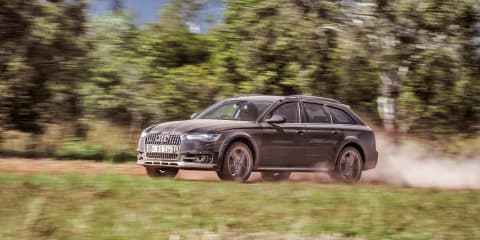 2015 Audi A6 Allroad pricing and specifications