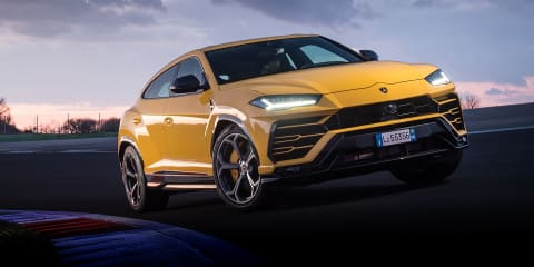 Lamborghini Urus: Hi-po 'Evo' model in the works
