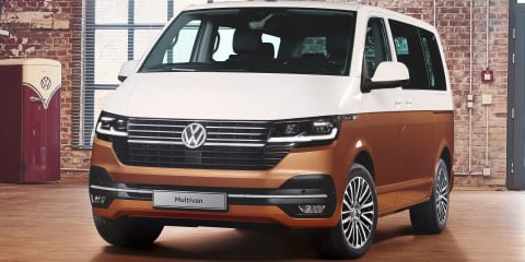 2020 Volkswagen Transporter, Multivan, Caravelle revealed: Australian launch next year