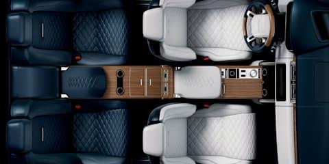 Range Rover SV Coupe confirmed for Geneva