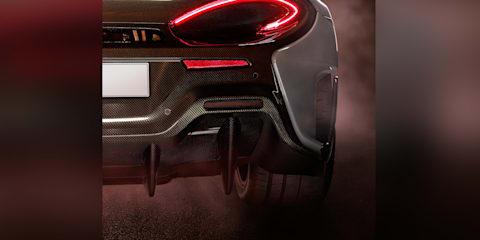 2019 McLaren 570LT teased