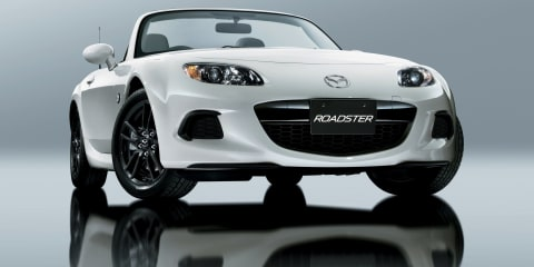 2013 Mazda MX-5: minor update for best-selling roadster