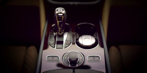 Bentley Bentayga interior teased in new video