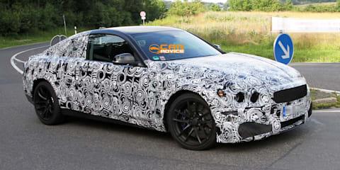 2014 BMW M3 / M4 Spy Photos