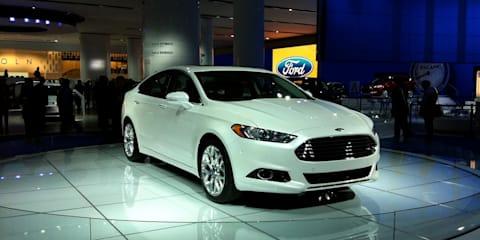 2012 Detroit Auto Show Gallery (NAIAS)