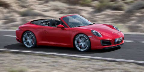 New turbocharged Porsche 911 Carrera to 'feel' like a naturally aspirated model