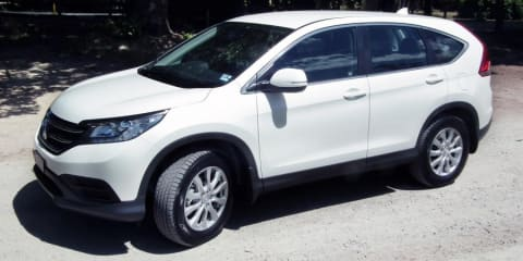 2013 Honda CR-V VTi (4x4) Review