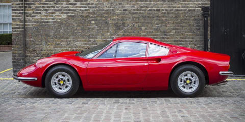 Ferrari boss shying away from Dino sports car