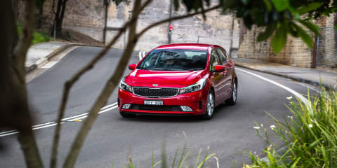 Kia surprised by scale of growth in Australia