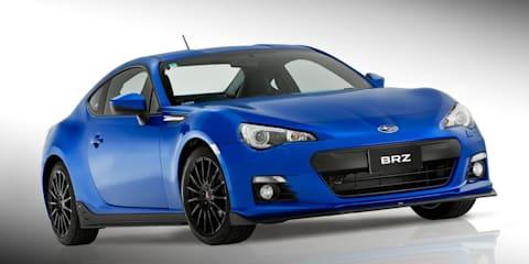 Subaru BRZ STI Sports Kit concept unveiled to tempt buyers