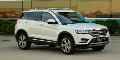 2017 Haval H6 pricing and specs