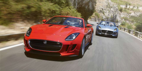 Jaguar says more mileage left in the internal combustion engine