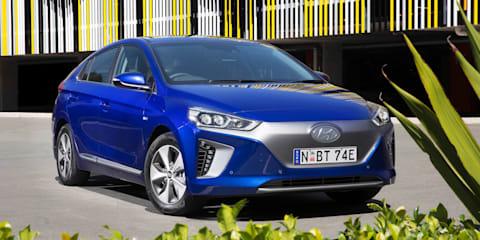 Hyundai: Ioniq EV will account for half of sales
