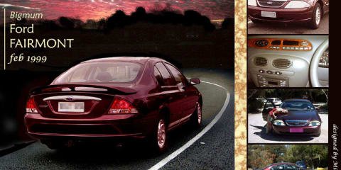 1999 FORD FALCON CLASSIC Review