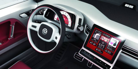Volkswagen and Microsoft team up to develop in-car media server