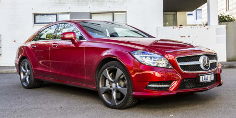2014 Mercedes-Benz CLS500 Review
