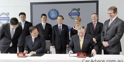 Ford to finalise Volvo sale to Zhejiang Geely Holding next week