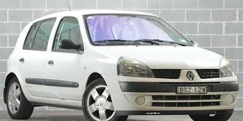 2003 Renault Clio Expression Verve Review