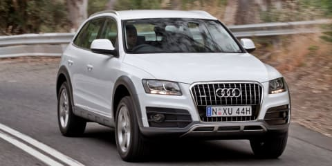 Car sales 2012: Luxury SUV - Audi Q5 wins again